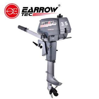 China Earrow Professional 3.5hp Two Stroke Outboard Engine TS-3.5A
