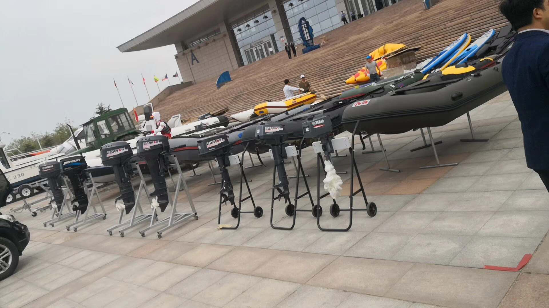 2019 CHINA (WEIHAI) INTERNATIONAL BOAT, FISHING & TACKLE EXHIBITION